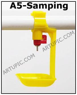 Nipple Artupic A5-Samping