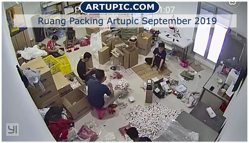Ruang Packing Artupic